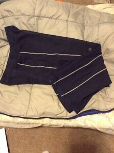 Lululemon thick Navy pants Size L