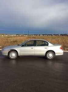 2002 Chevy Malibu ONLY 45,000km!!! $5000 OBO will move on $$