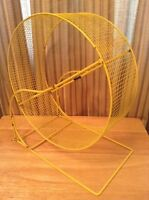 Large All Metal Exercise Wheel 11""