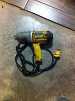 Dewalt electric 1/2 inch impact