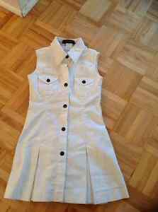 Burberry Dress - REAL ORIGINAL -made in France - Toddler size 4.