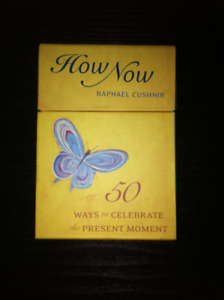 50 Ways to Celebrate the Present Moment Oracle Cards