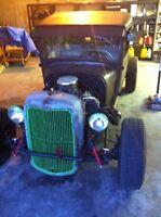 1929 ford model A Rat Rod