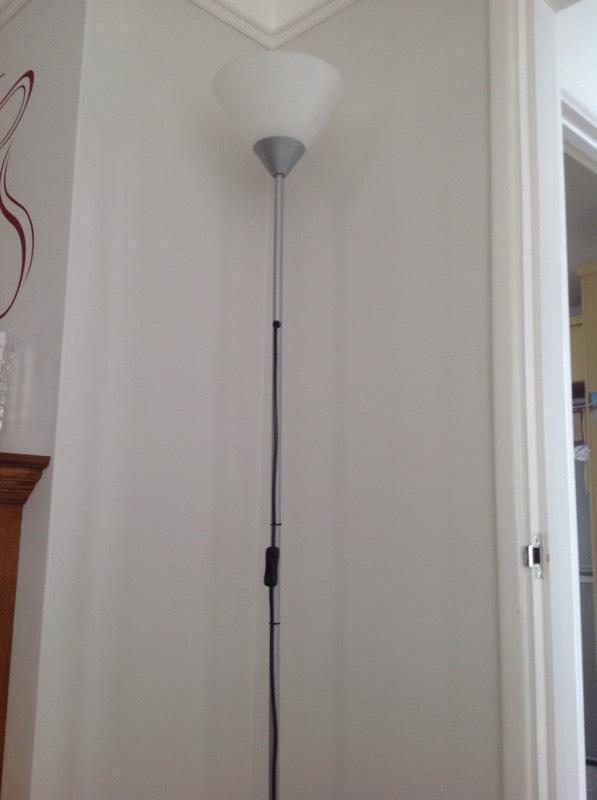 Ceiling Lights Gumtree Belfast : Uplighter floor lamp in waterlooville hampshire gumtree