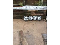 Vw transporter wheels alloys
