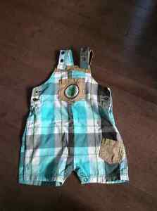 Baby boy clothing 0-24 months