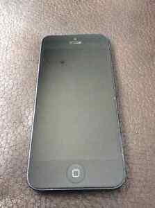 iPhone 5, Noir, 16GB, Très bonne condition