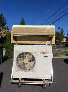 22500 BTU HAIE Central Air Conditioner