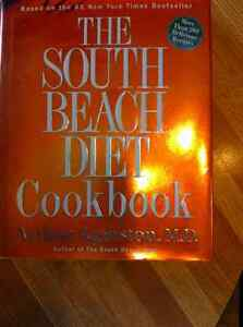 """The South Beach Diet Cookbook"" by Arthur Agatston, MD"
