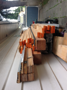 ASSORTMENT OF LUMBER