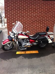 2008 Honda Shadow Aero, mint condition, Very low KMS QUICK SALE