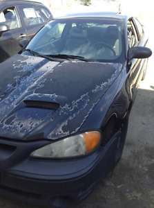 2003 Pontiac Grand Am Coupe (2 door)