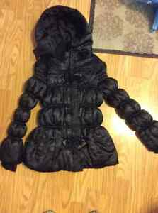 BLACK GIRLS WINTER JACKET
