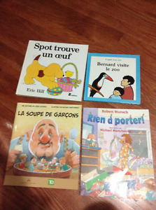 French children's books for sale