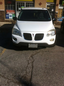 2005 Pontiac Montana V6!  As is