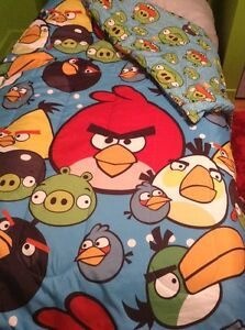 Ensemble de literie angry birds