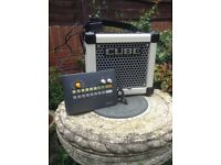 Practice amp and rhythm box