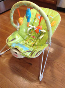 *Fisher Price* Green Meadows Bouncer