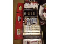 Around 150 VHS videos including classic horror films and classic box sets
