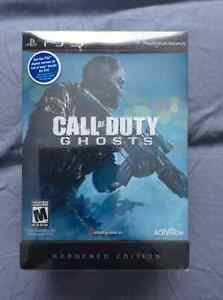 Call of Duty Ghosts - Hardened Edition - PS3- Nouveau/New