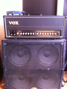 Vox AC50CP2 Combo Guitare Amplifier