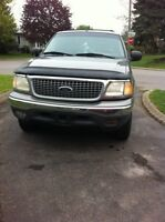1999 ford expedition awd xlt