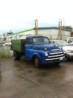 1950 dodge 1 ton