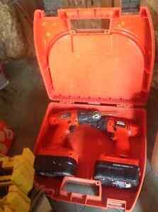 Black & Decker drill set!