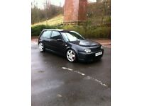 Vw golf mk4 gt-tdi (ex show car) 237bhp