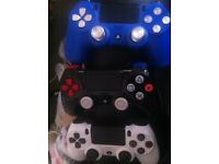 Playstation controllers, xbox 360 and wii remotes repaired