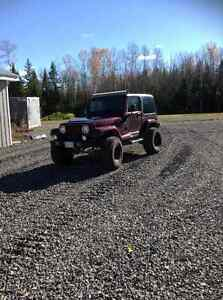 2001 Jeep Wrangler Other