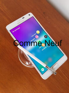 Samsung Note 4 Débloqué Comme Neuf. 32GB Optional 128GB Blanc