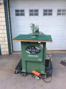 Onsrud 3025 Inverted Pin Router 5hp 1PH LIKE NEW CONDITION