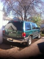1999 Ford Explorer XLT $2150 OBO Lots Of New Parts/Fluid Changes