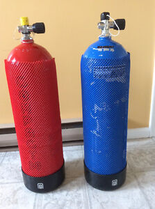 Scuba Tanks 100CuFt 3300psi