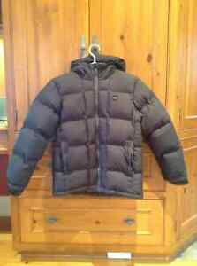 Black MEC Winter Jacket Boy's size 12