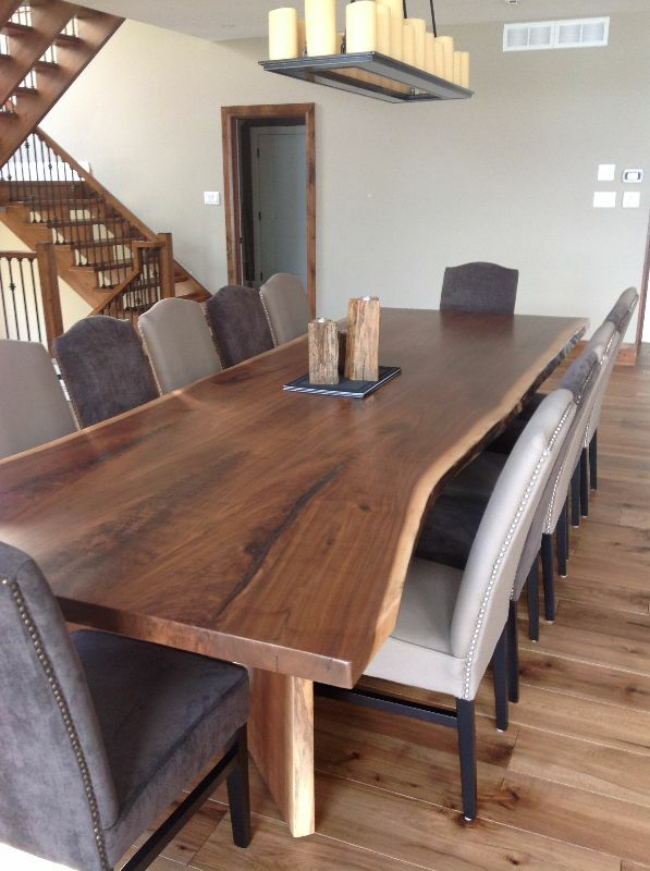 Live Edge Boardroom Tables Live Edge Conference Tables