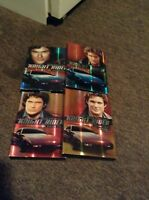 Knight Rider Season 1-4 DVD box set!!!!