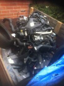 Ford mondeo 2lt diesil engine