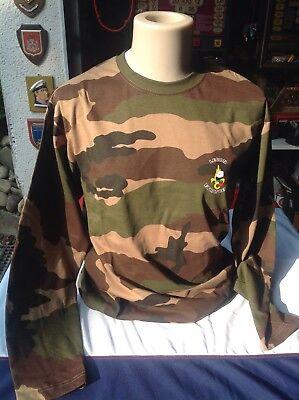 Fremdenlegion, T-Shirt mit der Emblem der Legion Etrangere, Armee
