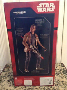 "Star Wars ""The Force Awakens"" 14 inch Talking Finn"
