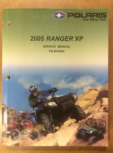 2005 RANGER SHOP MANUAL Edmonton Edmonton Area image 1