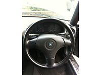 Mx5 leather nardi steering wheel