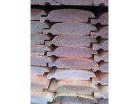 Log shed cladding