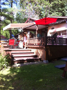 Chalet 4 saisons(camping quebecamp)