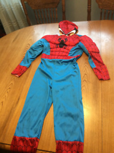 Halloween Costume! - The Amazing Spider Man! (~5-6 year olds)
