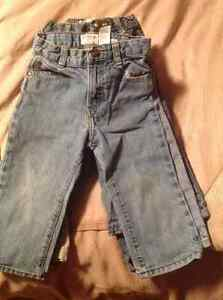 Boys size2 pants -jeans, casual/dress, athletic