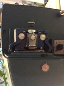Keystone Automatic 8mm Projector and Camera