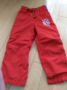 Oshkosh warm up pants size 5