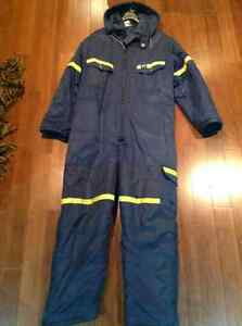 Helly Hansen Insulated winter overalls/ coveralls